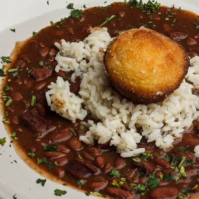 Entree Red Beans & Rice