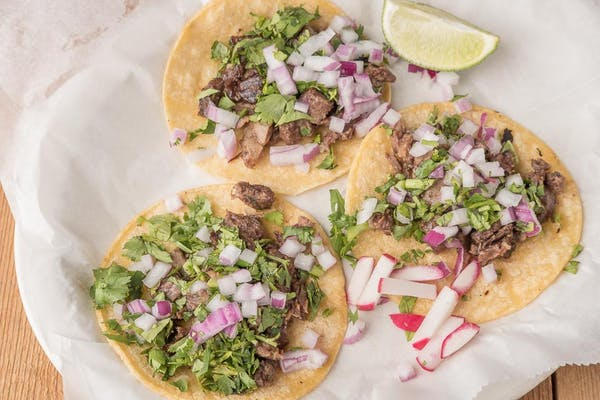 Lengua Street Taco