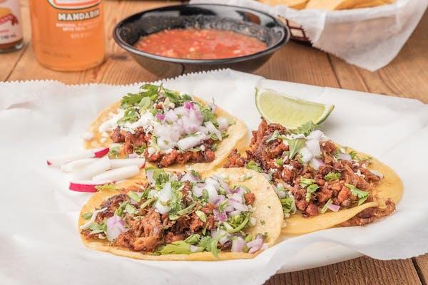 Mexico City Street Taco