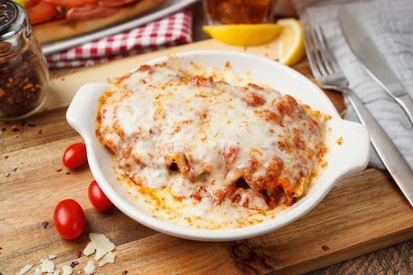 7. Baked Lasagna
