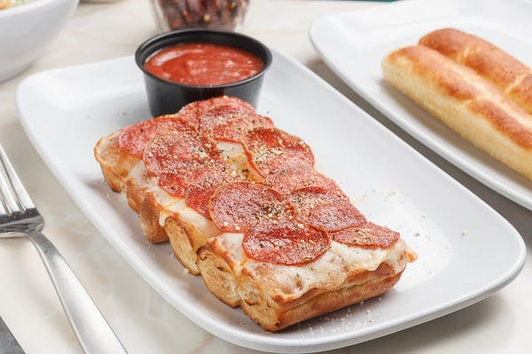Pepperoni Pizza Breadsticks