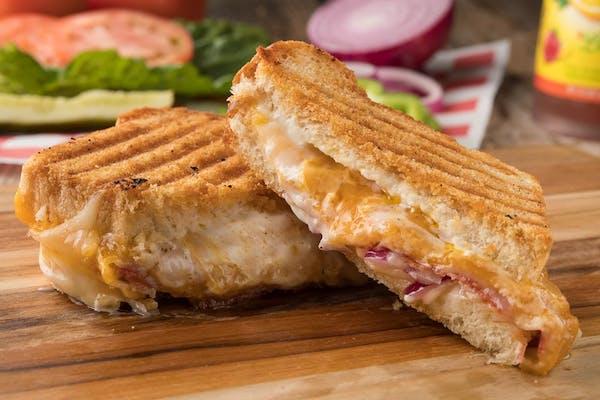 Tessa's Premium Grilled Geez Sandwich
