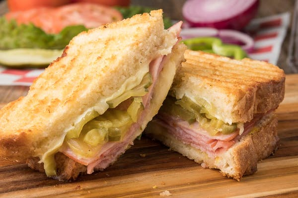 The Cuban G Sandwich