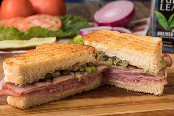 The Rocky Sandwich