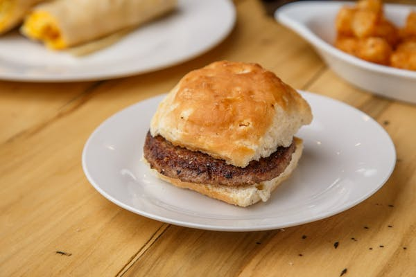 Southbound Sausage Biscuit