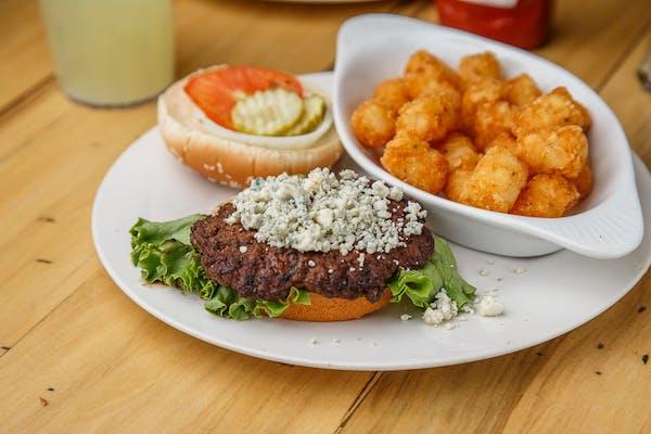 Jaimoe Burger