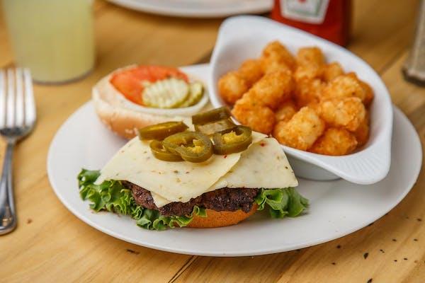 Quinones Burger