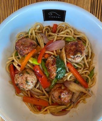 Thai Spaghetti