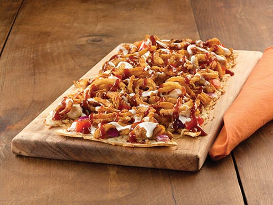 Texas Tangler Flatbread Pizza