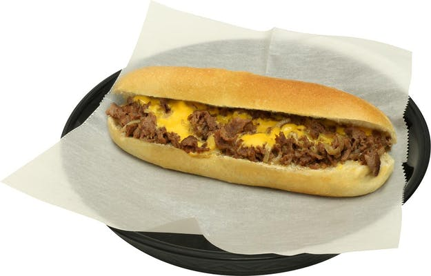 Philly Whiz Cheesesteak