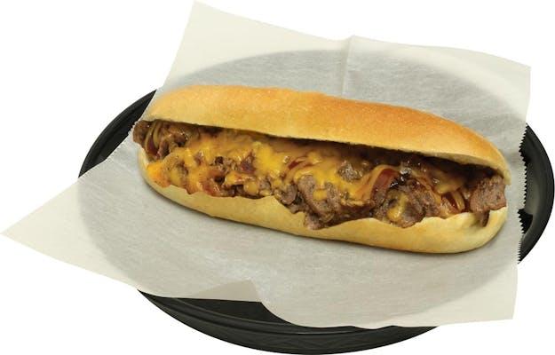 Smokin' BBQ Cheesesteak