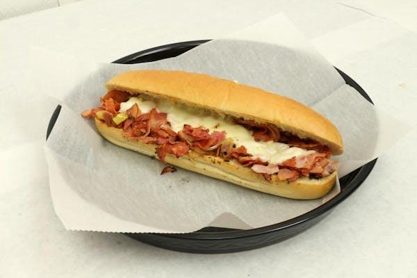 Italian Hottie Sub