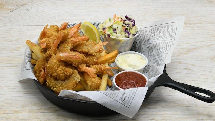 20 Fried Shrimp