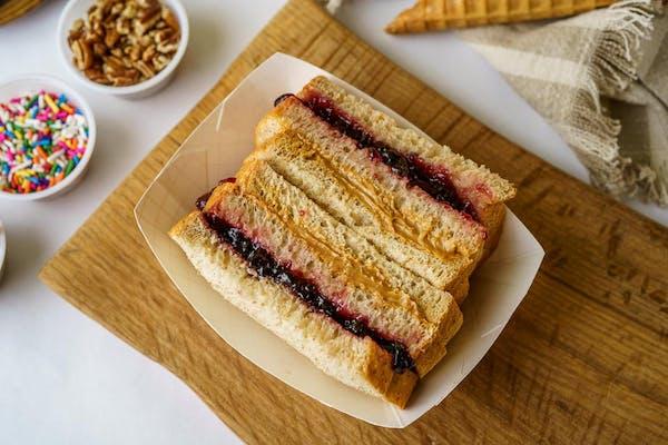 (3) Layer PB & J Sandwich