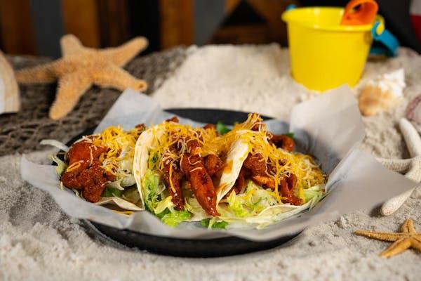 Tequila's Crispy Tacos