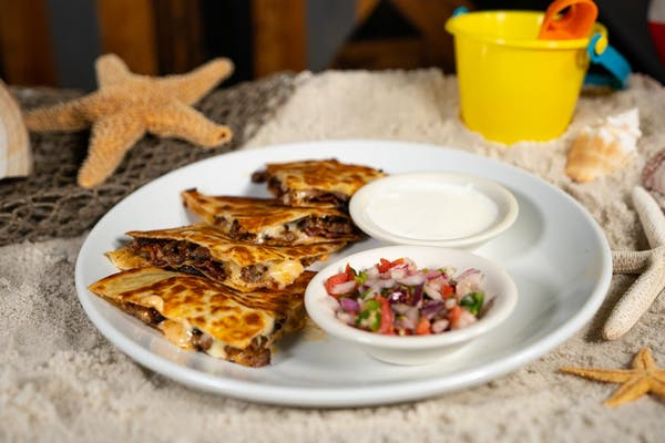 Bacon Ranch Quesadilla