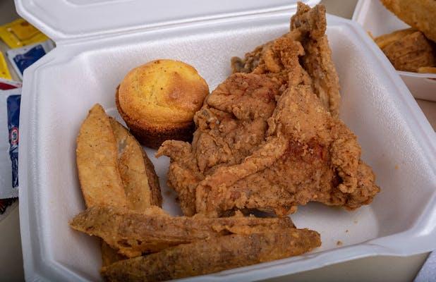 (2 pc.) White Chicken