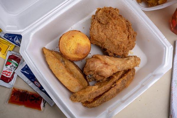 (2 pc.) Dark Chicken