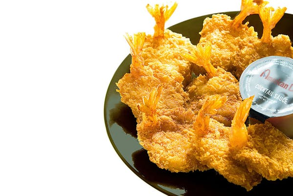 Fried Shrimp