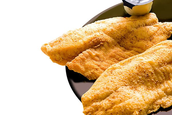 Fried Whiting