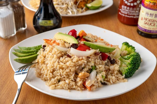Savory Brown Rice