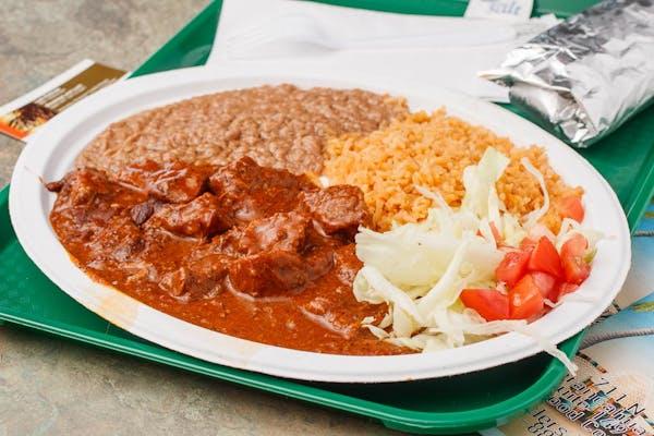 #3 Carne Guisada