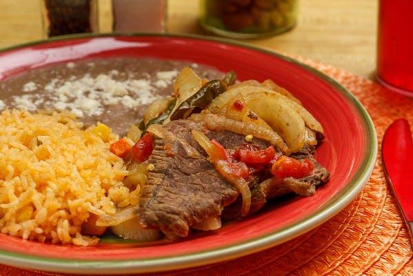 Mexican Beef Steak