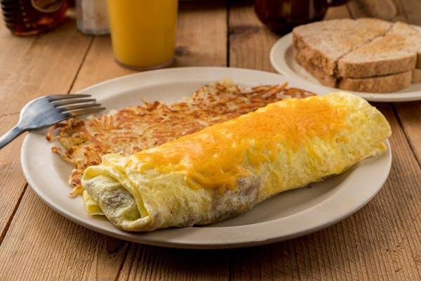 Farmer's Omelet