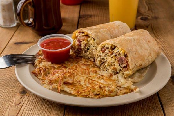 Hog Wild Burrito