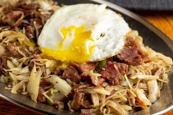 Pork Stir Fry Noodles