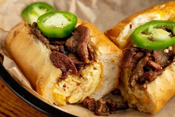 The Nobi Egg Sandwich