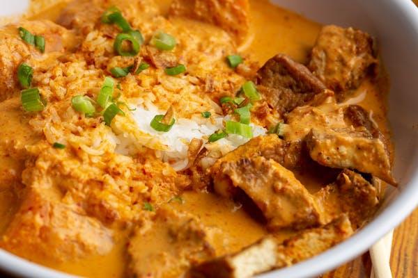 Bi's Beef Curry