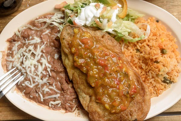 Chile Relleno Platillo