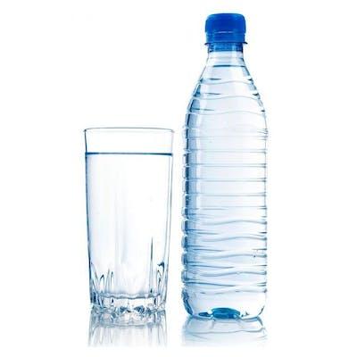 Bottled Dasani