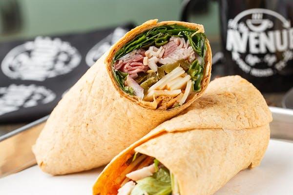 The Spicy Boi Wrap