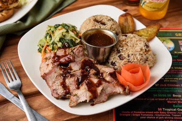 Caribbean Jerk Pork