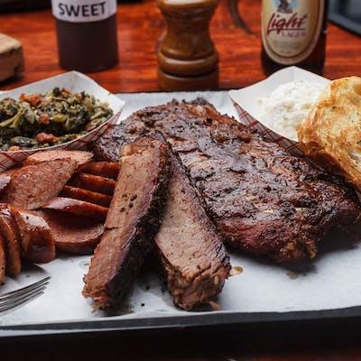 Triple BBQ Meat Combo