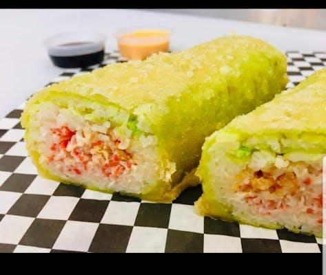 LSU Sushi Burrito