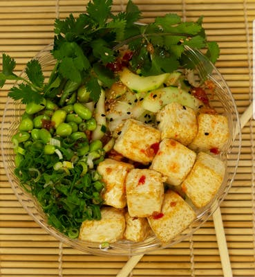 Tofu Haven Burrito