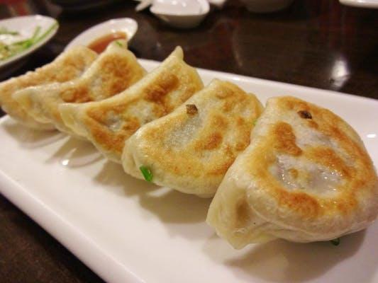 Pork Yaki Gyoza