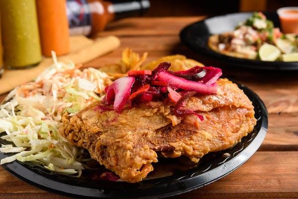 Pollo con Tajades