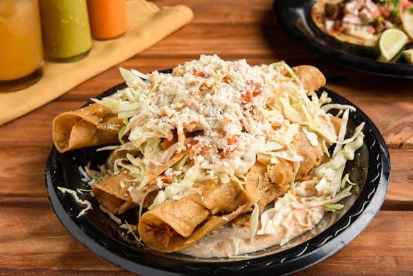 Tacos Hondurenos