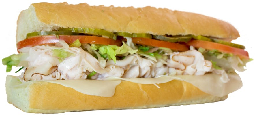 Mile High Turkey Sub