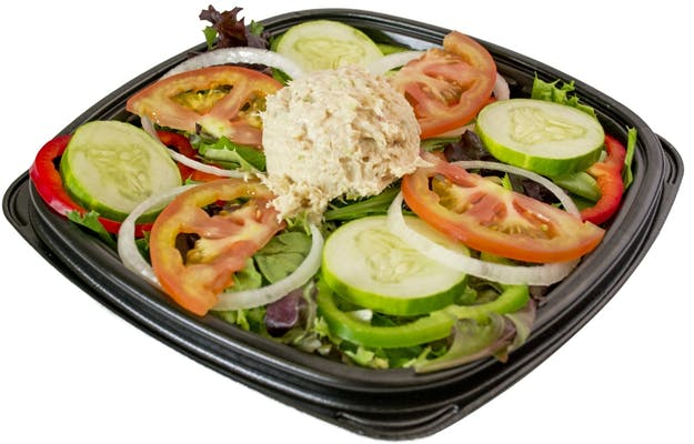 Chicken or Tuna Salad Salad
