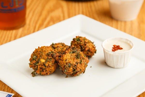 (4) Side Falafel