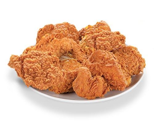 Fried Chicken & Biscuit