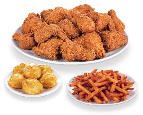 Chicken & Tenders Family Combo