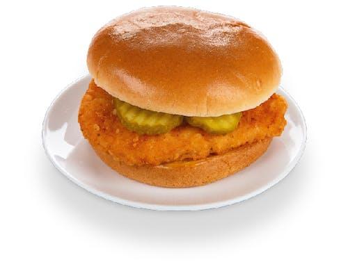 Krispy Chicken Sandwich