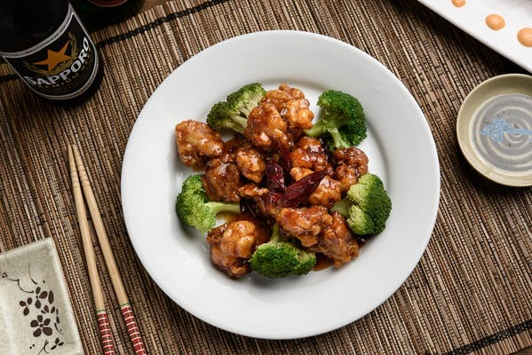 General Tso's Dish