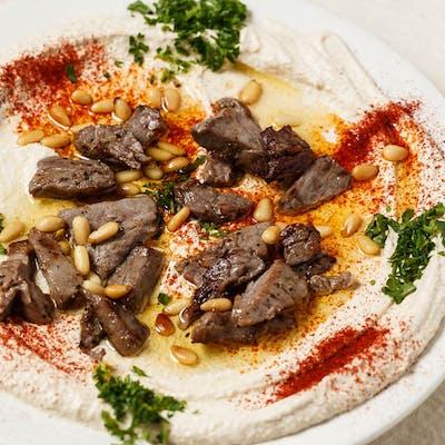 Hummus and Beef